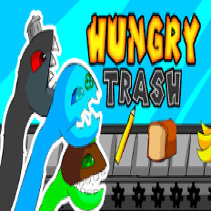 Hungry Trash: FNAF Version