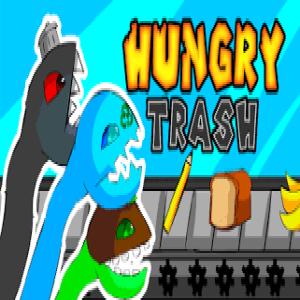 Hungry Trash: FNAF Version