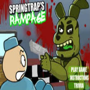 DAF: Springtrap's Rampage